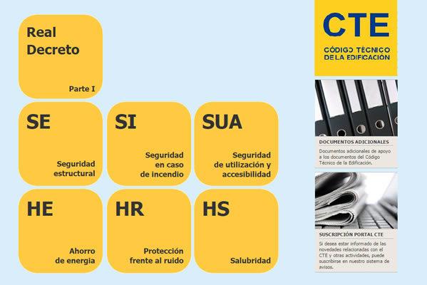 Código Técnico en la Edificación (CTE) HS 6